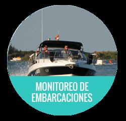 Monitoreo de Embarcaciones