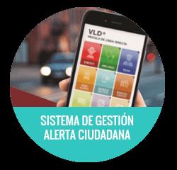 VLD Sistema de Alerta Ciudadana